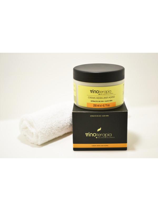 Volcanic Malvasia Hydra anti aging cream 200ml