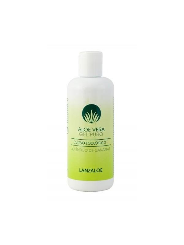 Lanzaloe pure gel of Aloe Vera 250ml