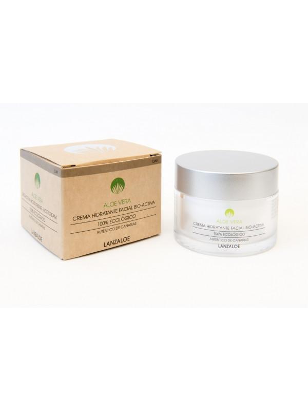 Lanzaloe Bio-activa moisturising face cream (day) 50ml