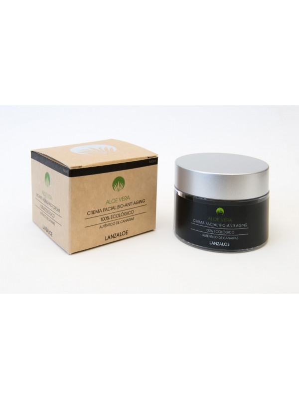 Lanzaloe Bio-anti aging face cream (night) 50ml