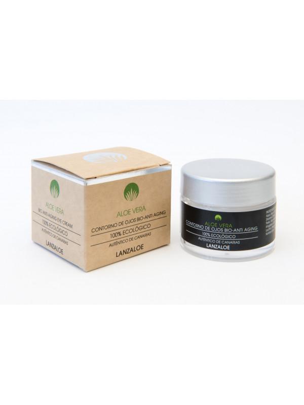 Lanzaloe Bio-anti aging eye cream 30ml