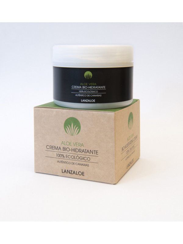Lanzaloe Bio-moisturising cream organic 200ml