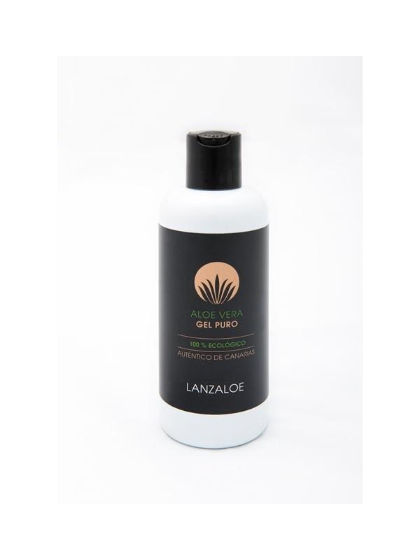 Lanzaloe pure gel of Aloe Vera ecological 250ml