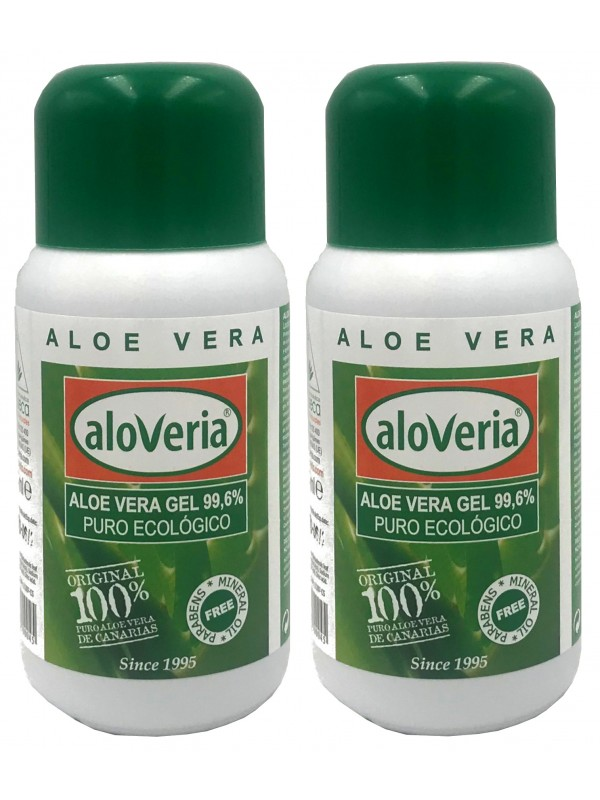 Aloveria Pure Gel 250ml x 2 units
