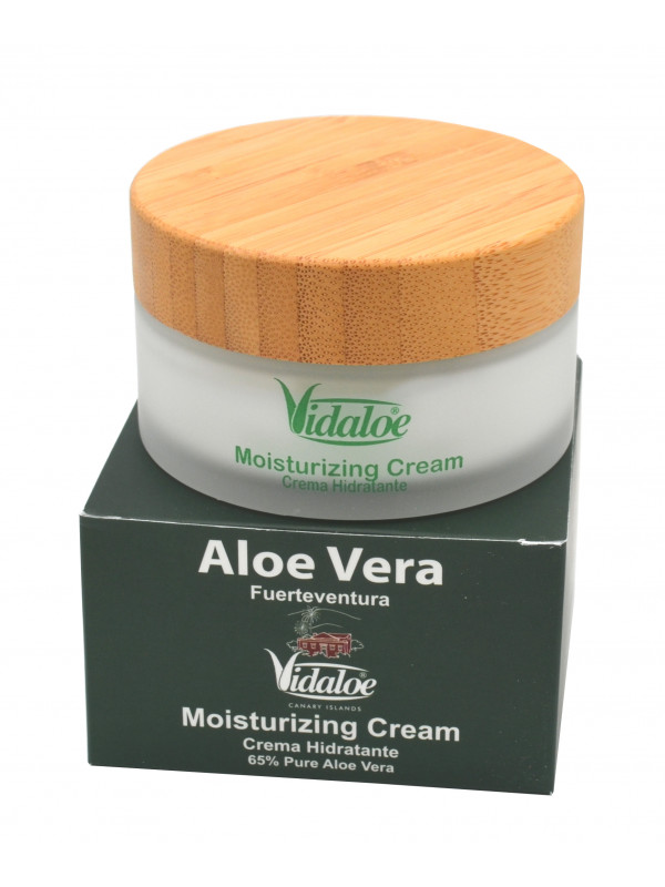 Vidaloe Moisturizing Cream with Aloe Vera 100ml