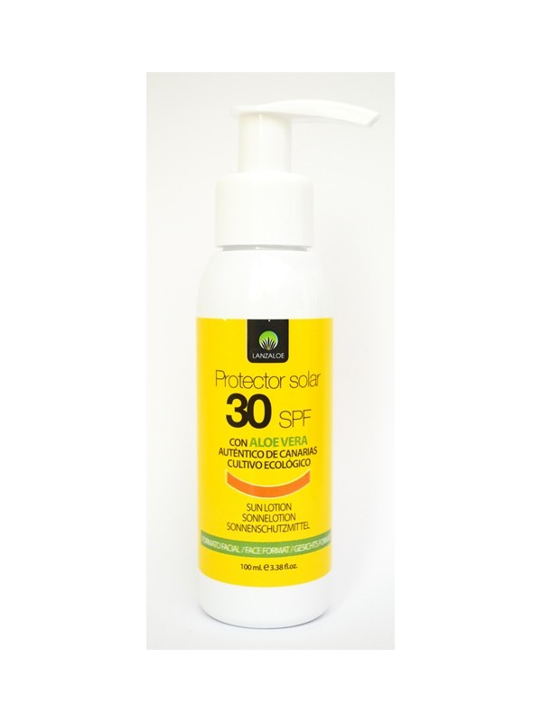Lanzaloe Sunscreen FPS 15 / 30 100ml