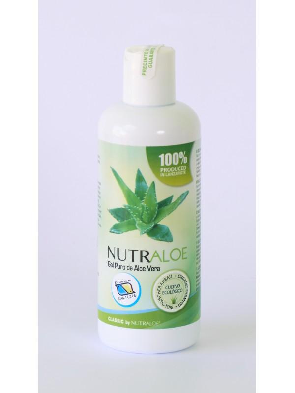 Nutraloe pure gel of Aloe Vera 250ml