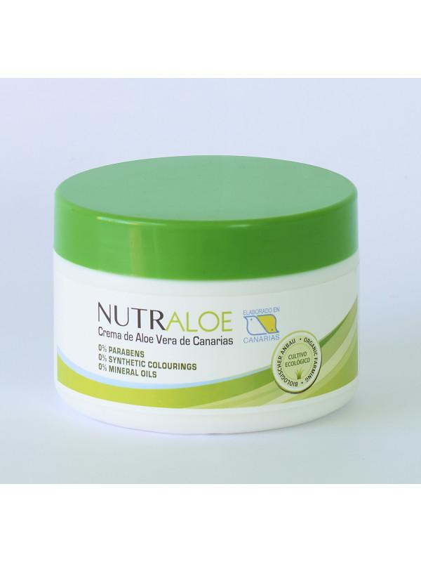 Nutraloe Moisturising Aloe Vera Cream 250ml