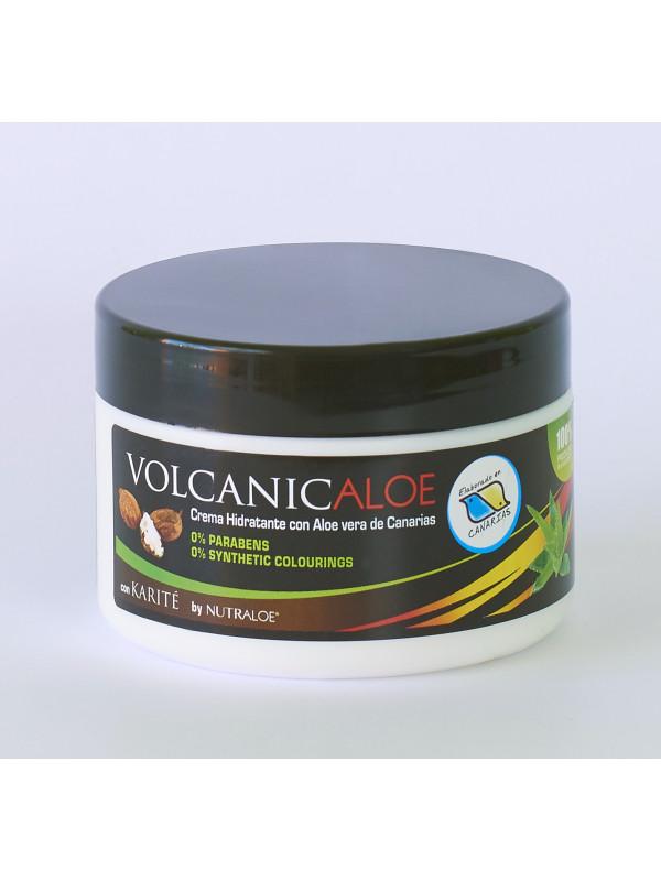 Nutraloe Volcanic Aloe Moisturising Cream with Shea Oil 250ml