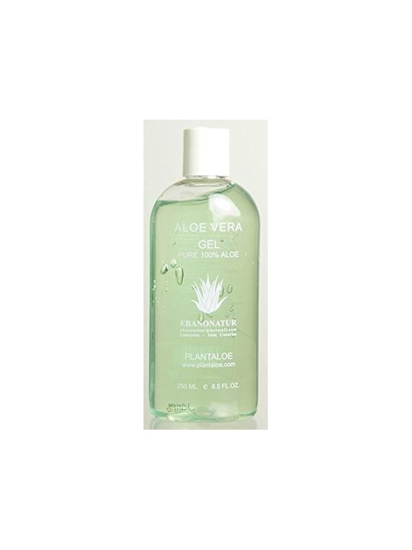 Plantaloe Gel Aloe Pure dermatologic aloe 250ml x 2 units
