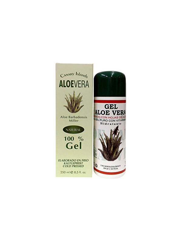 Cosmonatura Aloe Vera Gel 100% 250ml