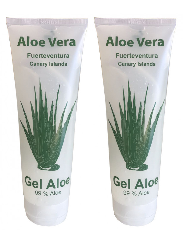 Vidaloe Aloe Vera Gel 99% 250ml x 2 units