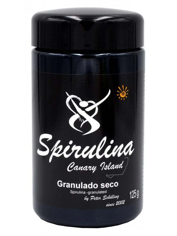 Granulated Spirulina from Fuerteventura 125g