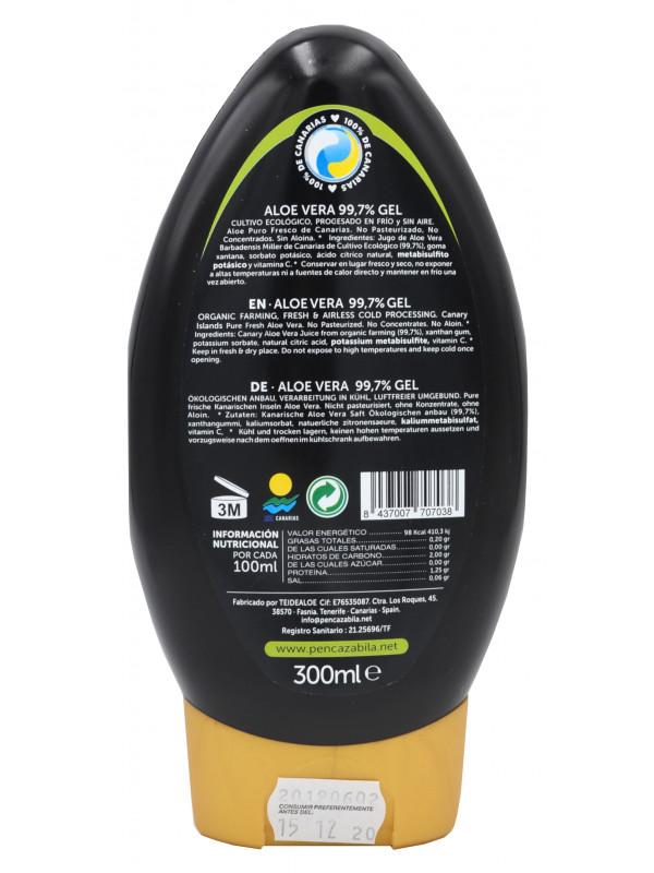 Penca Zábila pure Gel Aloe Vera 300ml - 99,7% - OFFER 2 Units