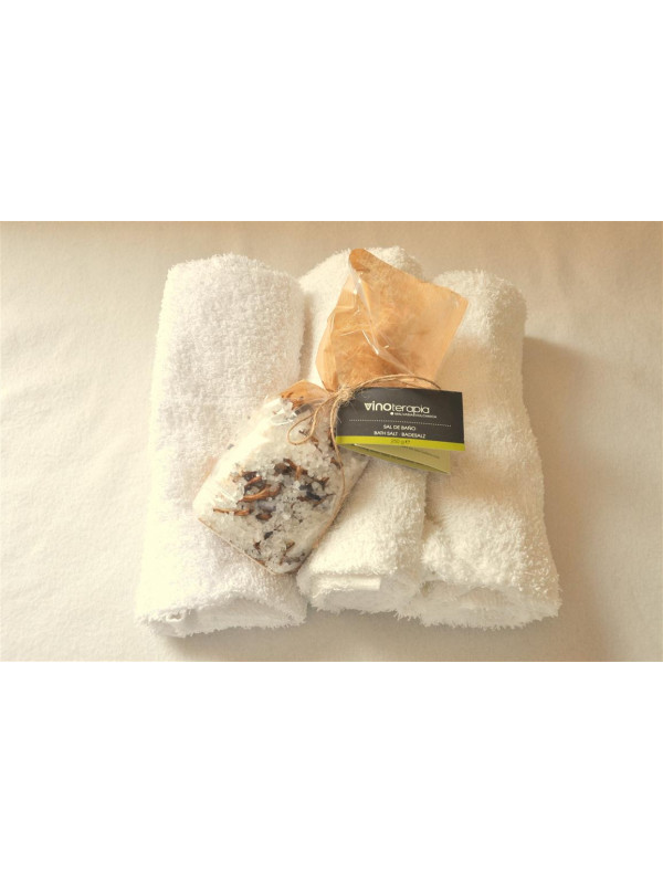Volcanic Malvasia Bath Salts 250g